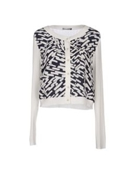 Caractere Cardigans White