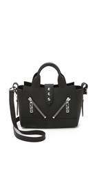 Kenzo Kalifornia Mini Tote Bag Black