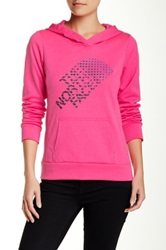 The North Face Diamond Fave Hoodie Pink