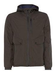 Army And Navy Foster Waterproof Fabric Jacket Slate