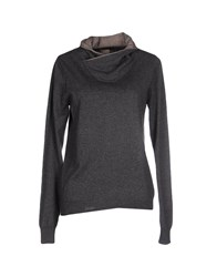 Kaos Knitwear Turtlenecks Women Grey