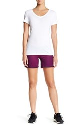 Reebok Reversible Chase Short Purple