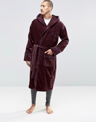 Ted Baker Dressing Gown Red