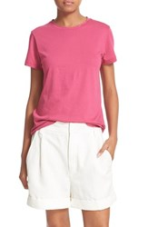 Vince Women's Pima Cotton Tee