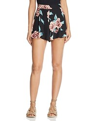 Show Me Your Mumu Carlos Floral Swing Shorts Flower Hour