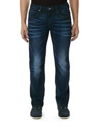 Buffalo David Bitton Six X Five Pocket Jeans Indigo
