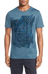 Ted Baker Men's London 'Abstract' Graphic T Shirt