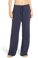 Daniel Buchler Women's Washed Cotton Pants Midnight