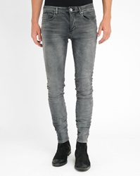 Selected Grey One Fabio Slim Fit Jeans