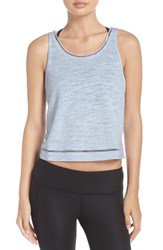 Alo Yoga Women's 'Spirit' Ladder Trim Crop Tank