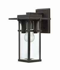 Hinkley Manhattan Outdoor Wall Sconce