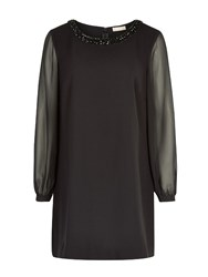 Planet Black Beaded Tunic