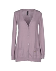 Amy Gee Cardigans Mauve