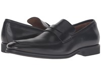 Bruno Magli Ragusa Black Nappa Men's Slip On Shoes