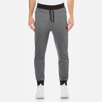 Hugo Boss Men's Long Cuffed Joggers Black
