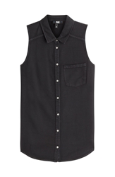 Paige Sleeveless Blouse