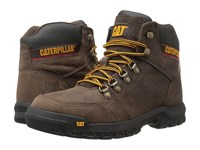 Caterpillar Outline Seal Brown Men's Work Lace Up Boots