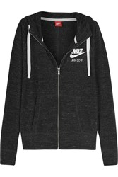 Nike Vintage Cotton Blend Jersey Hooded Top