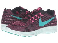 Nike Lunartempo 2 Pink Blast Clear Jade Black Barley Green Women's Running Shoes Pink Blast Clear Jade Black Barley Green