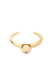 Maison Martin Margiela Line 11 Covered Stone Cuff Gold