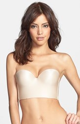 Felina Women's 'Essentials' Convertible Underwire Longline Push Up Bra