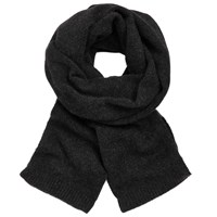 John Lewis Cashmere Scarf Charcoal
