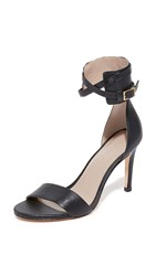 Zimmermann Buckled Cuff Sandals Black