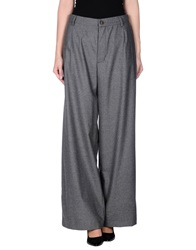 Semi Couture Casual Pants Dark Blue