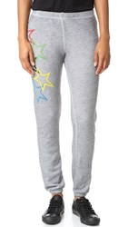 Wildfox Couture Olympic Stars Sweats Heather Grey