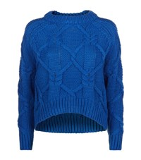 Finders Keepers White Lies Sweater Female