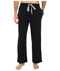 Kenneth Cole Reaction Basic Pants Black Men's Pajama