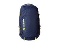 Pacsafe Venturesafe 65L Gii Anti Theft Travel Pack Navy Blue Backpack Bags