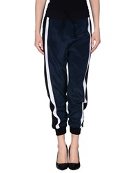 Dkny Trousers Casual Trousers Women Slate Blue