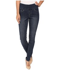 Jag Jeans Chandler Pull On Skinny Comfort Denim In Anchor Blue Anchor Blue Women's
