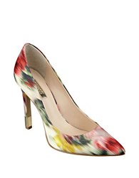 Guess Babbitta Patterned Pumps Multicolored