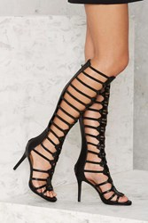 Nasty Gal Gladiator To See You Stiletto Heels