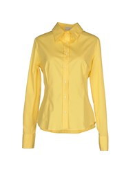 Tombolini Shirts Shirts Women Yellow