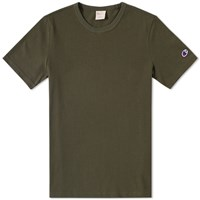 Champion Reverse Weave Classic Tee Green
