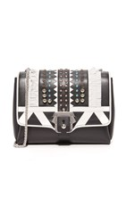 Paula Cademartori Alice Shoulder Bag Black Multi