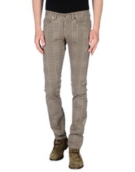 Take Two Casual Pants Dark Brown