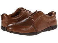 Jambu Munich Hyper Grip Chestnut Men's Dress Flat Shoes Brown