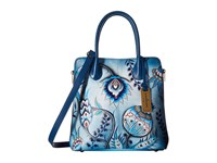Anuschka 551 Bewitching Blues Handbags