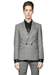 The Kooples Prince Of Wales Cool Wool Jacket
