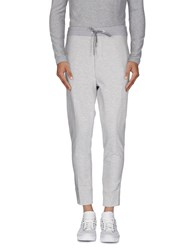H Sio Trousers Casual Trousers Men Grey