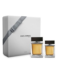 Dolce And Gabbana The One For Men Fragrance Gift Set
