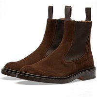 Tricker's End. X Stephen Chelsea Boot Brown