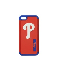 Forever Collectibles Philadelphia Phillies Iphone 5 Dual Hybrid Case Team Color