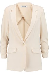 Elizabeth And James Jamie Crepe Blazer White