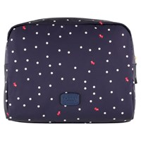 Radley Cheshire Street Large Zip Cosmetic Case Navy