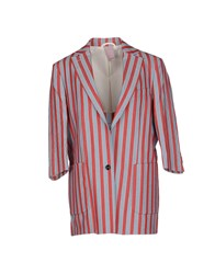 People Suits And Jackets Blazers Women Coral